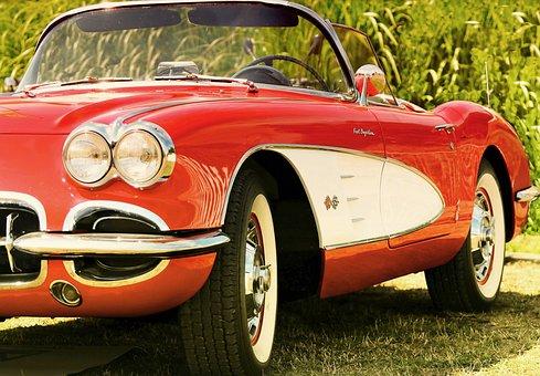 Auto, Oldtimer, Automotive, Classic