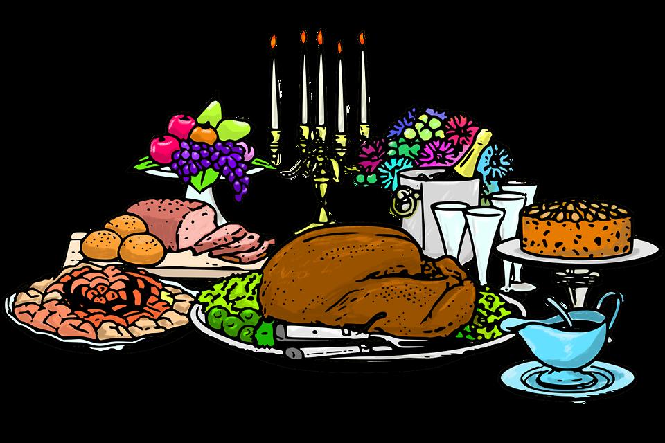 Buffet, Gourmet, Dinner, Catering, Restaurant, Meal