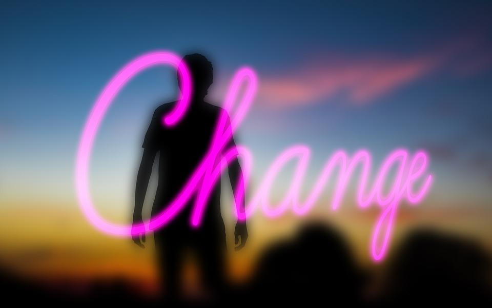 男, 変更, 新しい始まり, 道路標識, 維持, 現在, 再起動, リニューアル, イノベーション, 目新しさ
