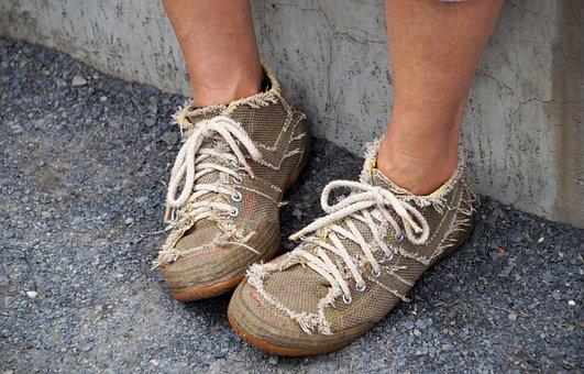 Boots, Espadrilles, Shoes, Textile