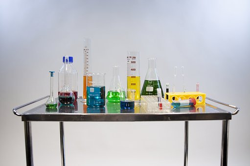 Laboratory, Chemistry, Science, Glass