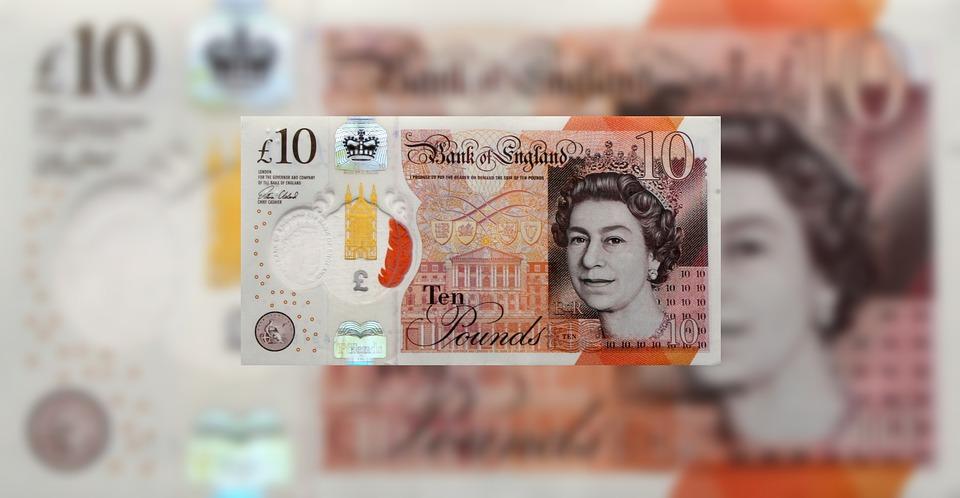 Пари, Десет Лири, Пари В Брой, Банкноти, Валута