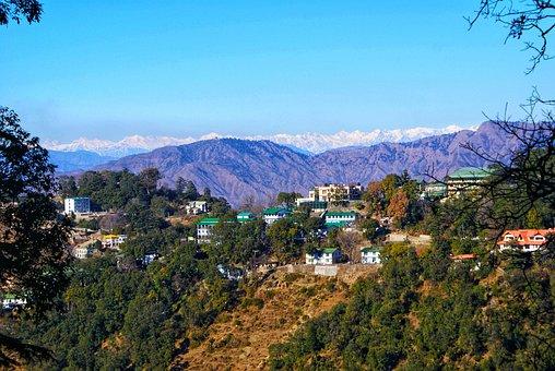 Hills, Mountains, Landscape, Nature
