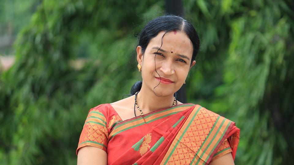 Mujeres India Madre Foto Gratis En Pixabay