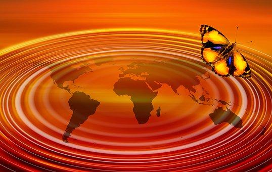 Butterfly Effect, Bølge, Følg, Virkning