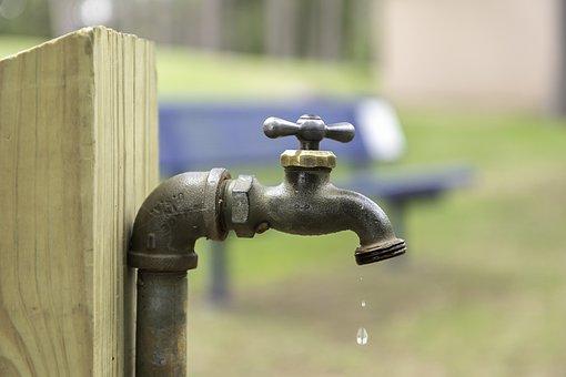 Faucet, Drip, Tap, Plumbing, Wet, Valve