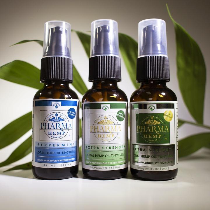 Cbd, Cbd Oil, Hemp, Tincture, Cbd Tincture, Healthy