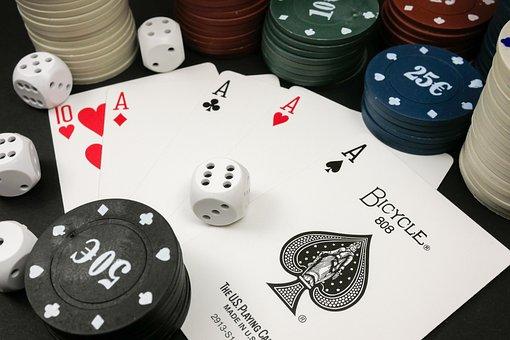 Card, Poker, Gaming, Play, Game