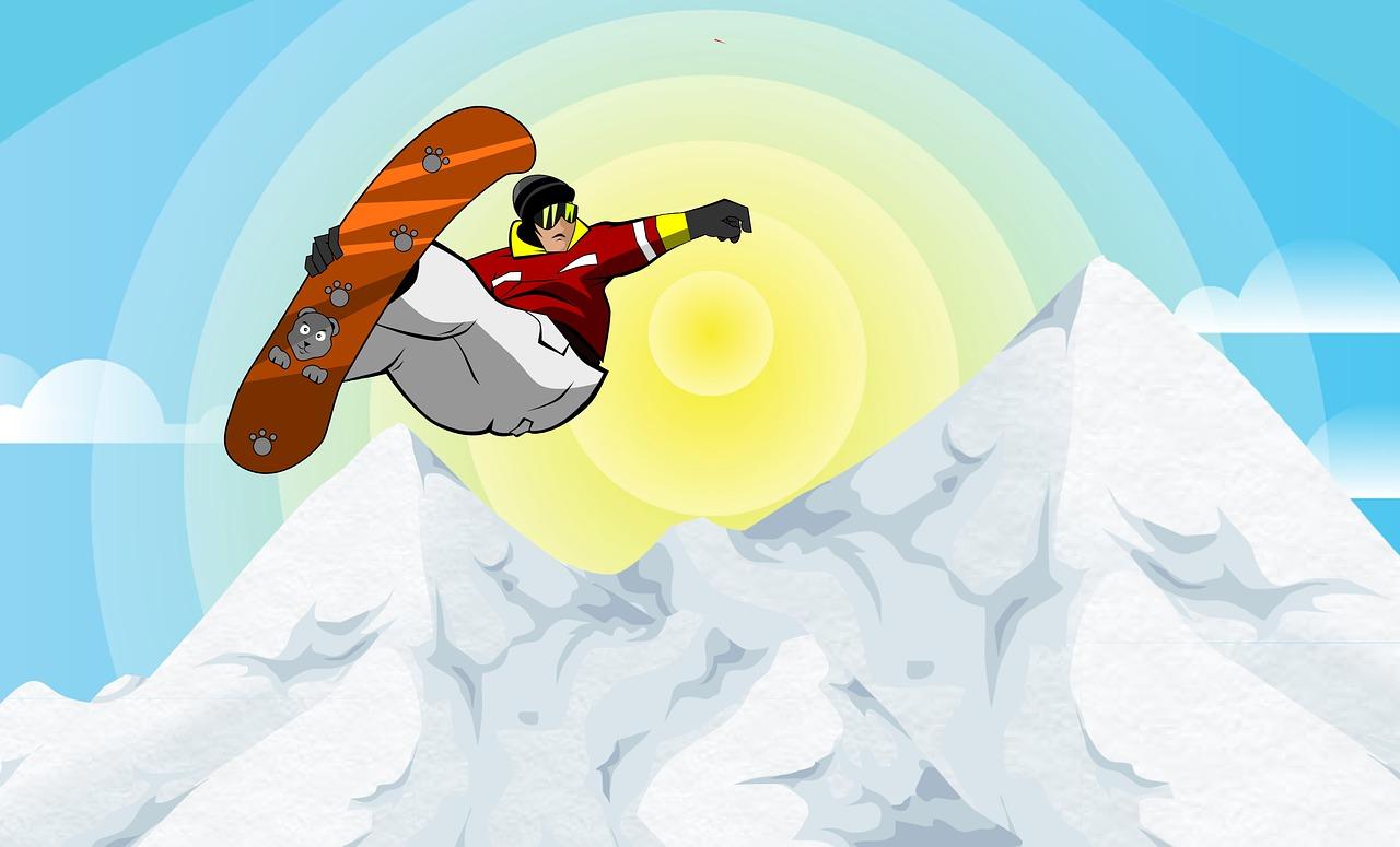 означает рисунок сноубордиста в горах узнать тайный
