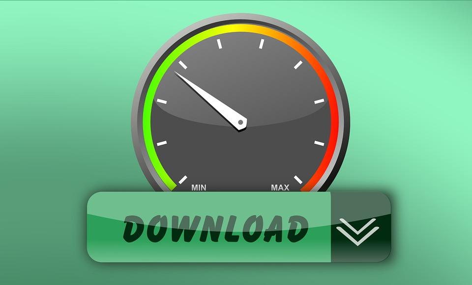 Internet, Speed, Test, Speedometer, Slow, Round
