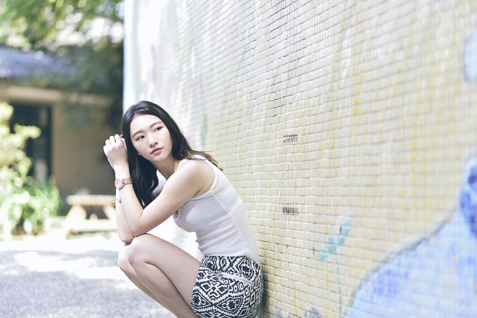 Girls asia Asian Women