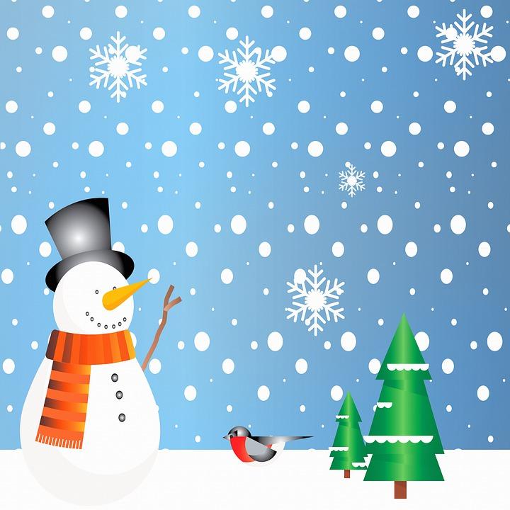 Hintergrund Weihnachten.Weihnachten Hintergrund Santa Kostenloses Bild Auf Pixabay