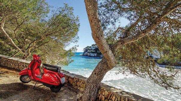 Wie plane ich meinen Kurztrip nach Mallorca? -Spanien, Mallorca, Cala Santanyi, Meer