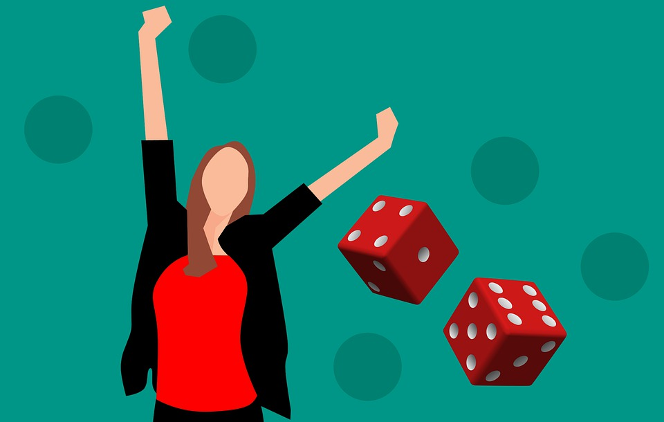are women better at gambling