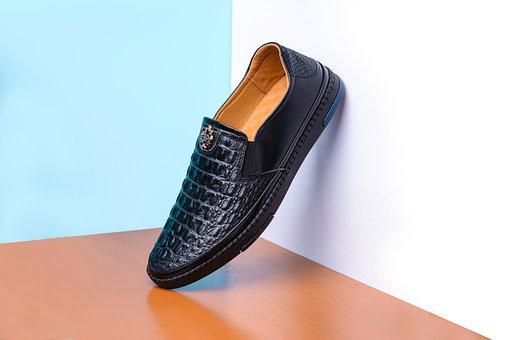 Shoes, Slip On, Mens Shoe, Slip-On