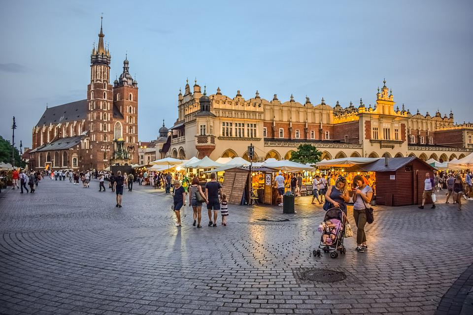 Cheapest cities in Europe, Krakow