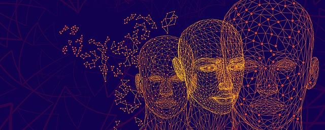 心理学, 仮想, 現実, プシュケ, マスク, 金網台, 顔, 潜在的な心, 精神分析, 頭, 知覚