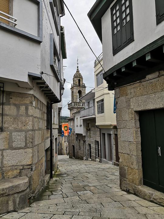 Ribadavia, Judería, Medieval, Arquitectura, Calles