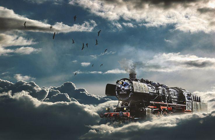 пилатесу фотография летящего паровоза подборка рецептов