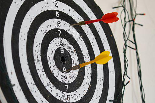 Why We Fail To Achieve Our Goals- Dart, Ok, Target, Success, Focus