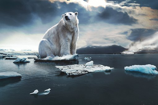 تأثيرات ونتائج تغير المناخ والاحتباس الحراري
