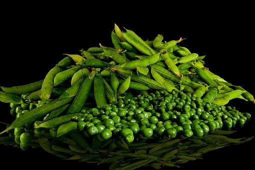 Eat, Drink, Peas, Vegetables, Garden