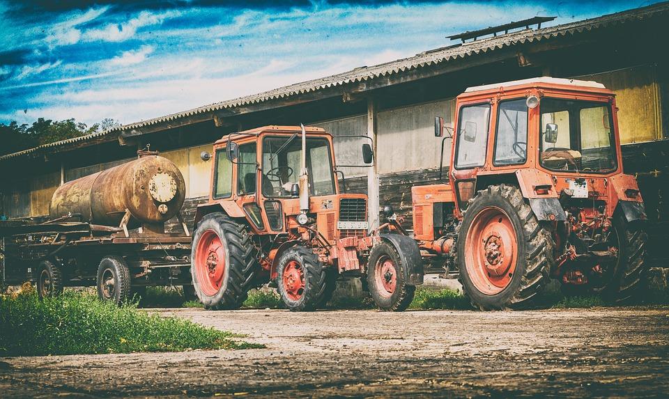 Tractor, Tractores, Agricultura, Landtechnik