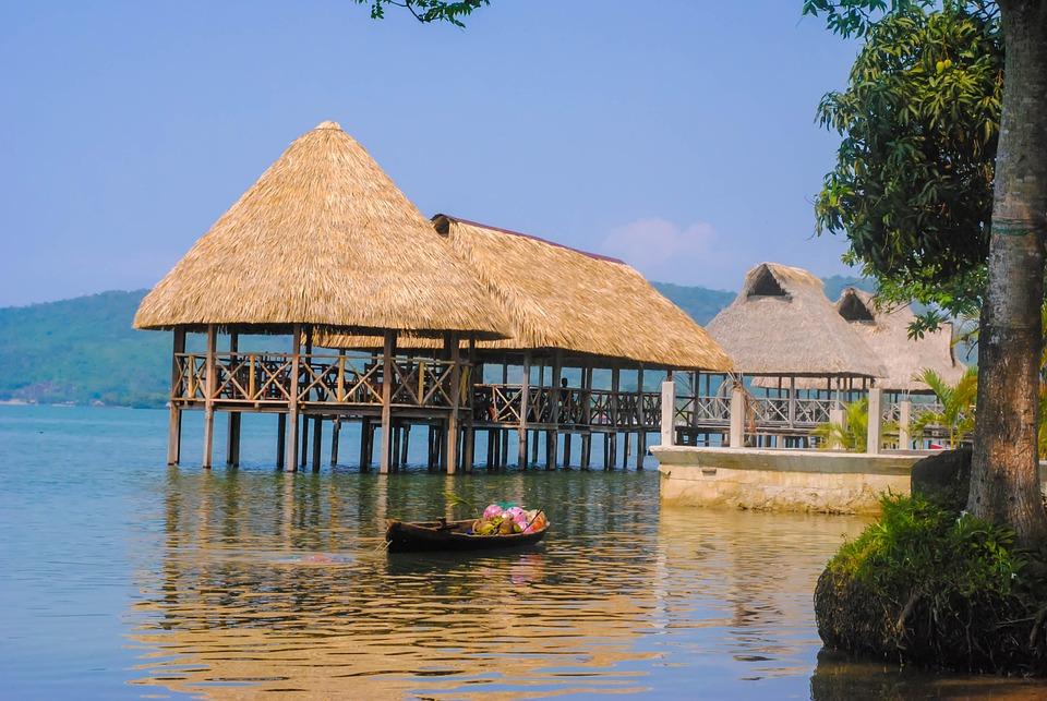 Gwatemala, Owoce Morza, Beach, Złota Plaża, Holiday