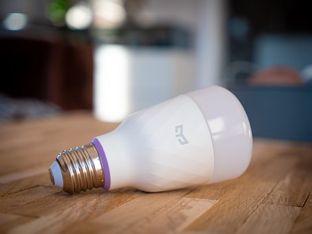 Chytrá žárovka Xiaomi