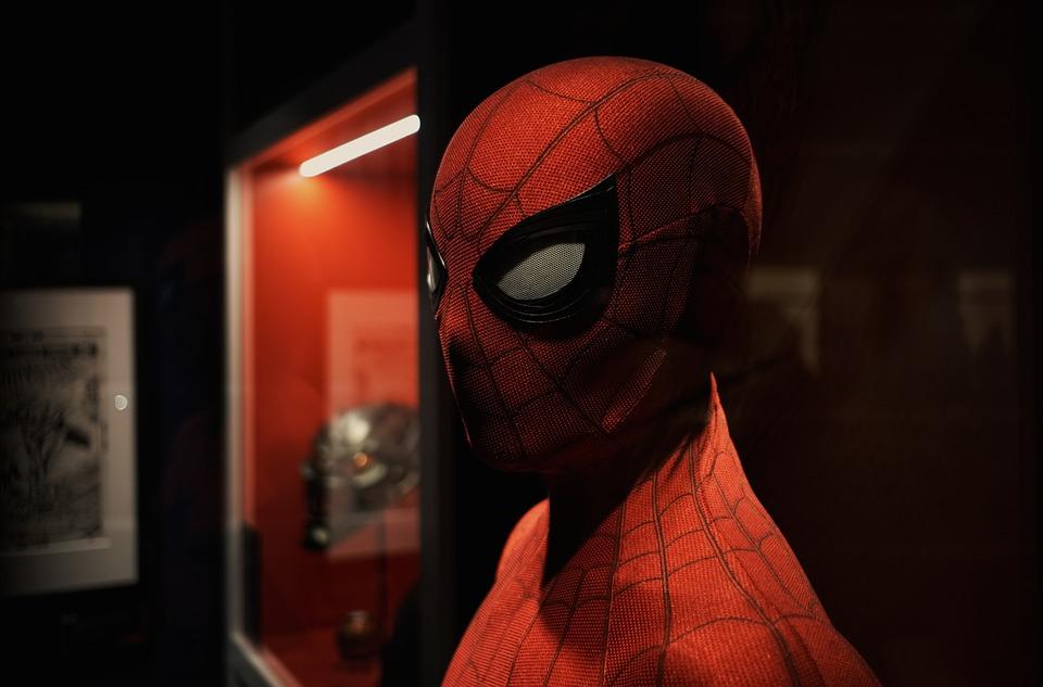 Spiderman, Marvel, Comics, Los Vengadores, Héroe, Comic