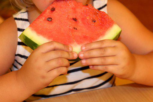 Watermelon, Fruit, Eat, Healthy, Summer