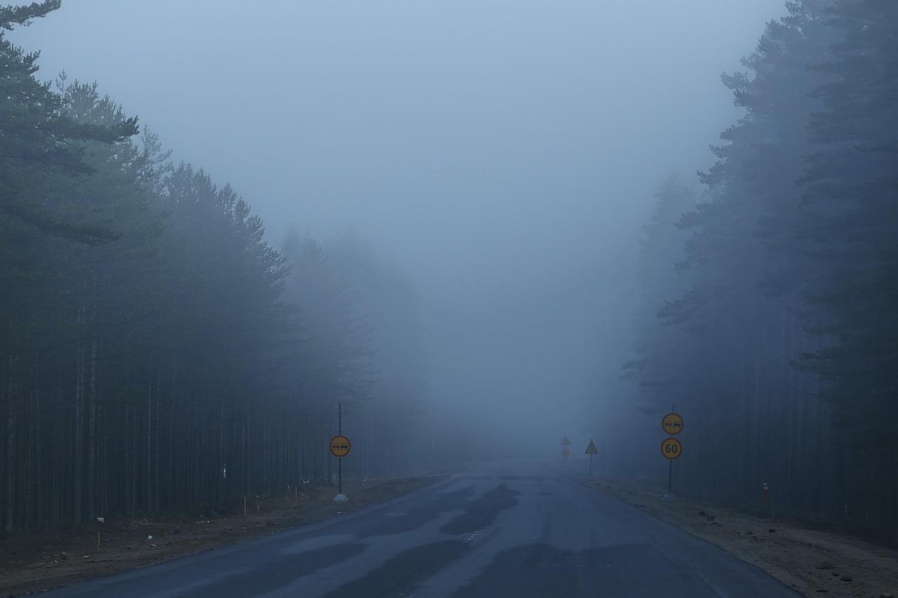 картинки на тему ночь и густой туман папки