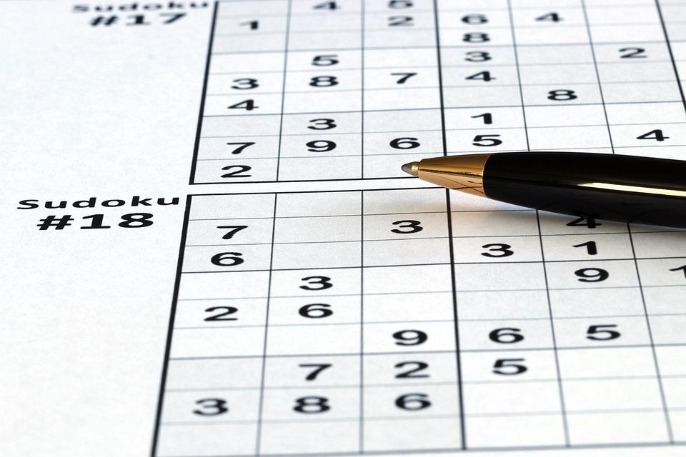 Hasil gambar untuk game sudoku