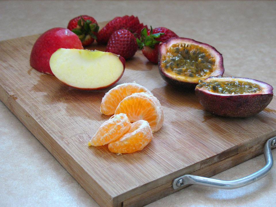 Frutta, Gourmet, Dine, Fresco, Fragole, Vegetariano