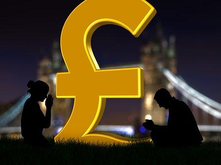 Pound, Characters, Money, City, Economy