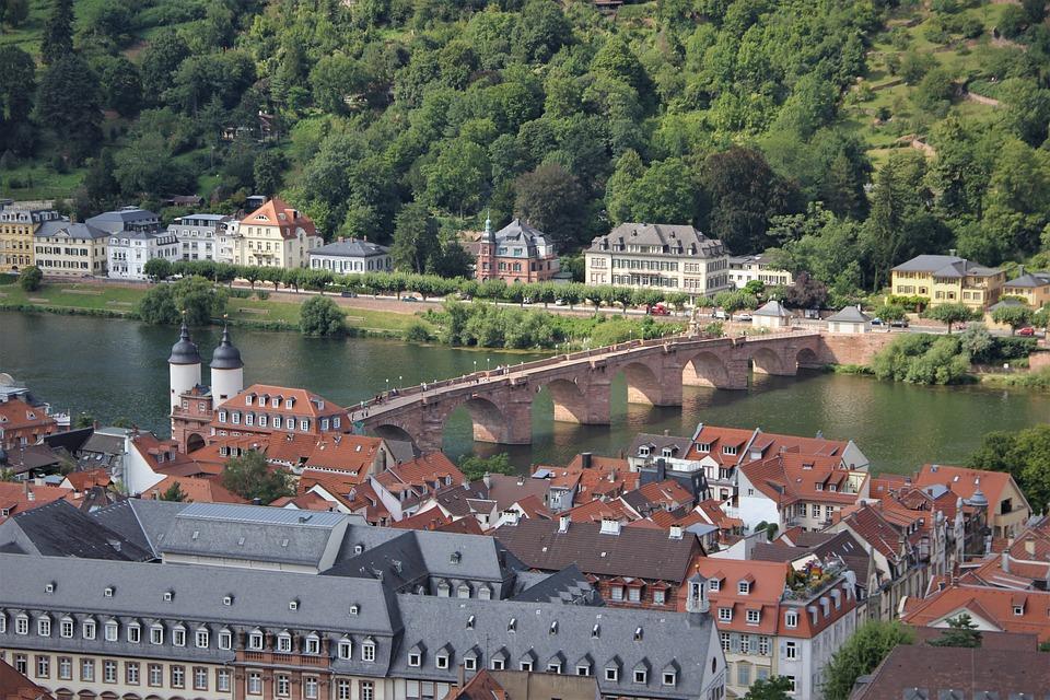 Heidelberg Germany View - Free photo on Pixabay