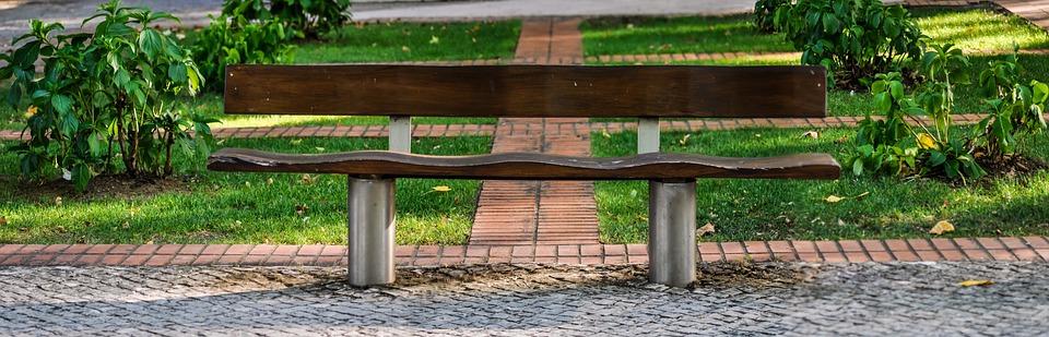 78 Gambar Kursi Taman Kota HD