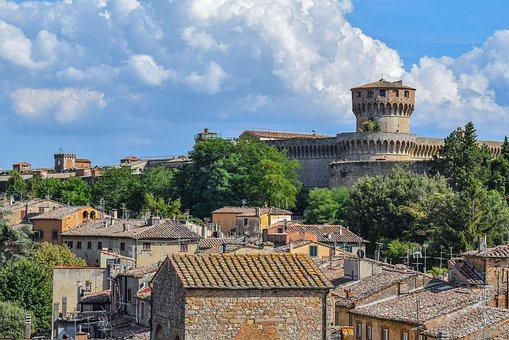 Juwel Volterra - Fortezza Medicea