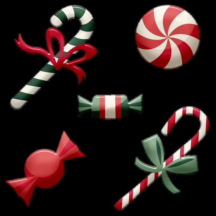 Christmas Candy Canne En Bonbon Image Gratuite Sur Pixabay