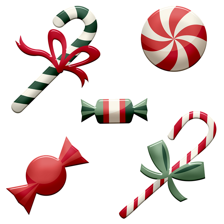Christmas Candy.Christmas Candy Cane Free Image On Pixabay