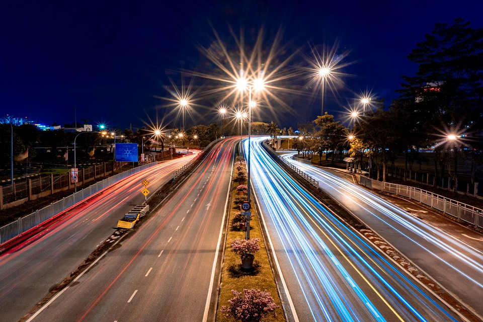 Long Exposure Night Malaysia - Free photo on Pixabay