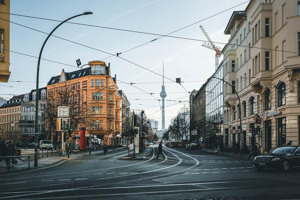 Stadt, Architektur, Gebäude, Berlin, Innenstadt