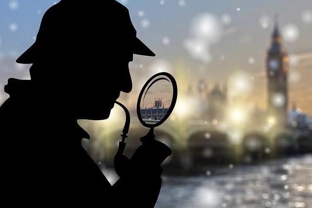 Sherlock Holmes, Brexit, London, Investigation