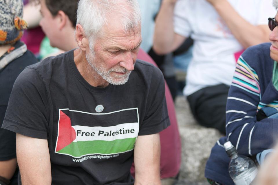 Палестина, Протест, Сопротивляться, Плакать, Ярость