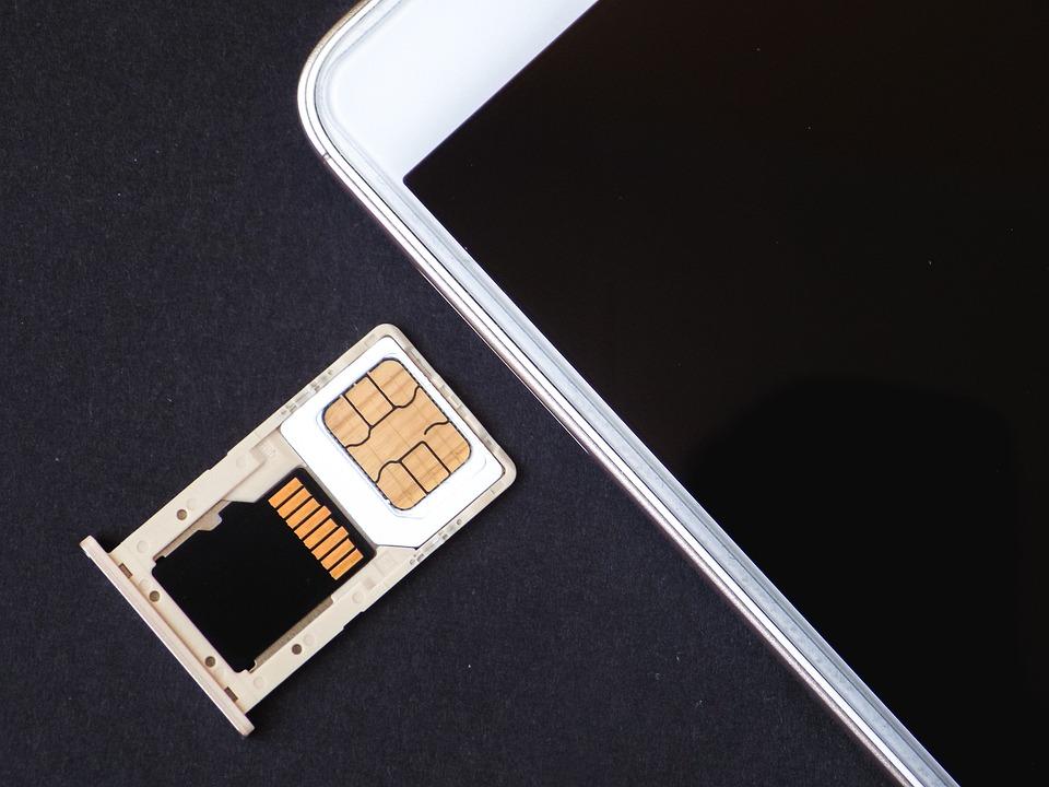 La Tarjeta Sim, Tarjeta, Memoria, Micro Sd, Teléfono