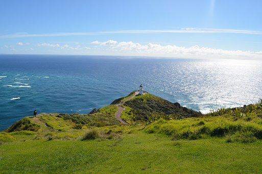 Cape Reinga, New Zealand, Noth Island