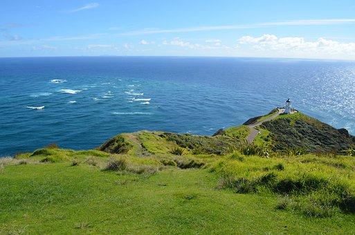 Cape Reinga, Nueva Zelanda, Isla Norte