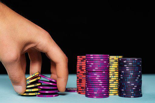 Poker, Poker Chips, Casino, Card Game