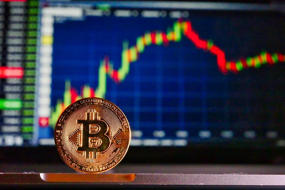Bitcoin, Mesa, Cursos, Finanzas, Virtual, Crypto