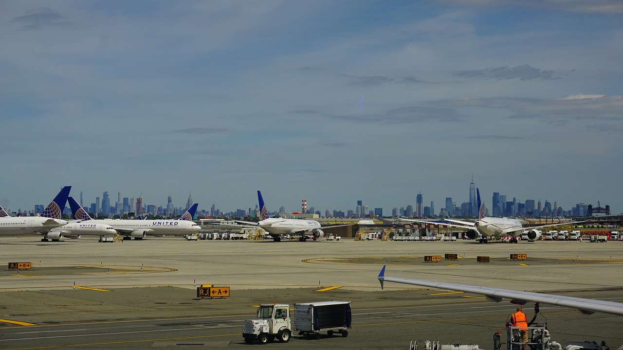 How To Book International Flights From New York?